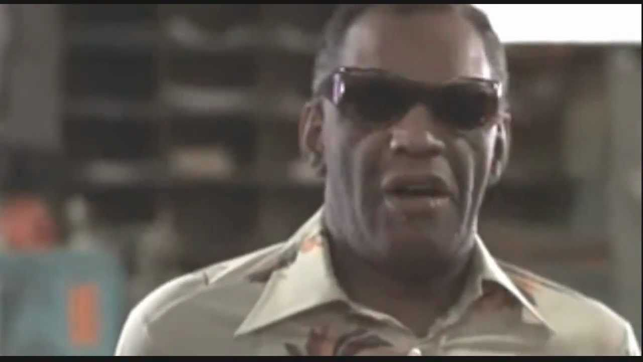 Ray Charles Cameo In The 1980 Blues Brothers Movie Blues Brothers Movie Blues Brothers Ray Charles
