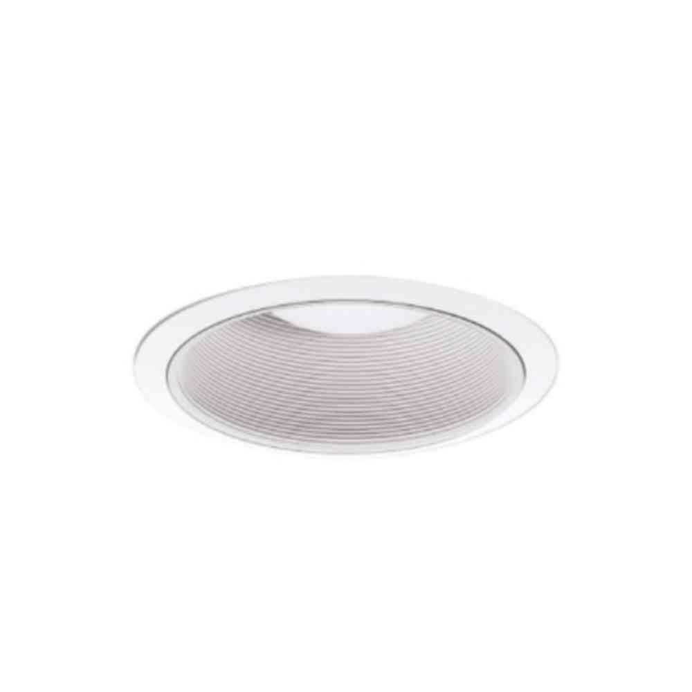 Halo 310 Series 6 in. White Recessed Ceiling Light Coilex Baffle and ...