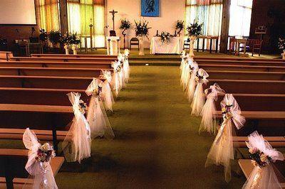 arreglos iglesia para boda centros de mesa para boda decoracin de la iglesia para