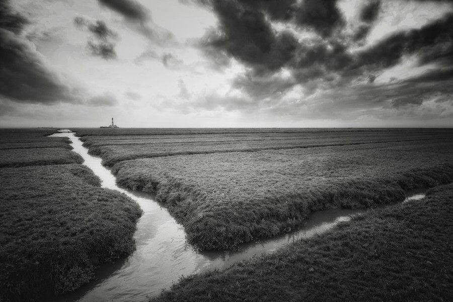 Lighthouse Westerhever