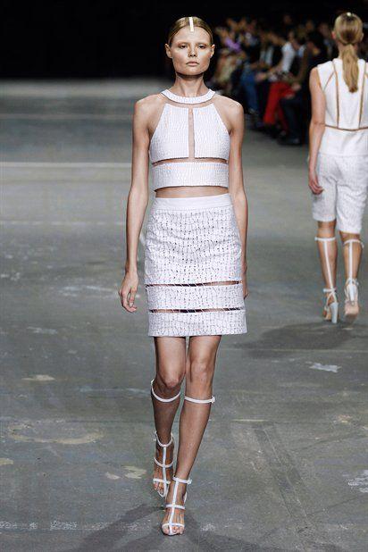Ready To Wear Womens - Alexander Wang SS13
