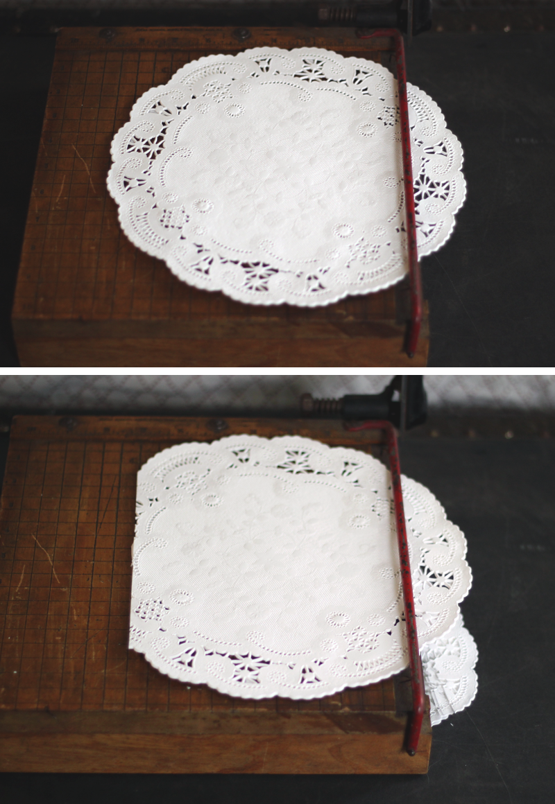 Oh, What Love DIY: A Lace Doily Wedding Invitation Sleeve | DIY ...