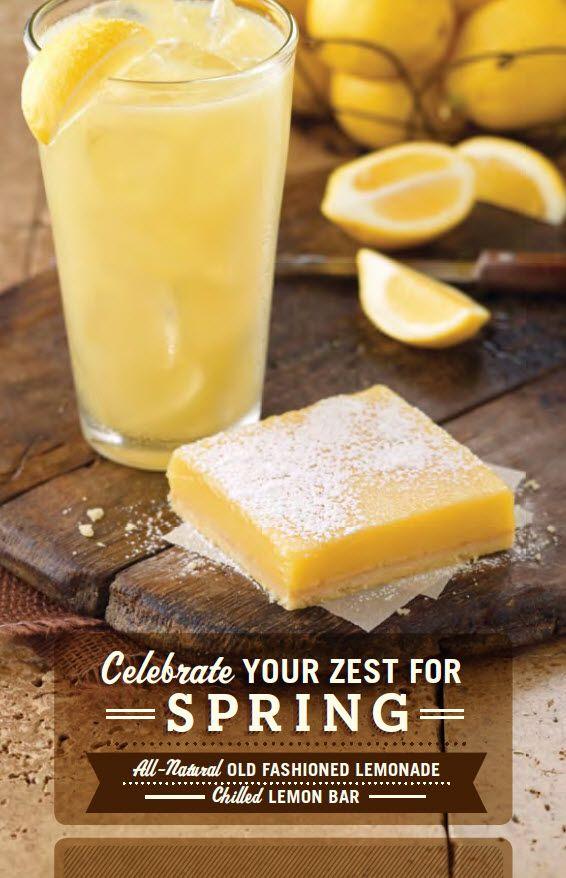 Corner Bakery Cafe Lemon Bar Recipe