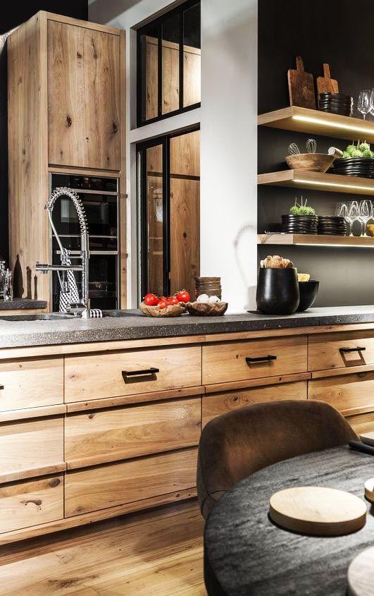 Partagez un bon #repas dans votre #cuisine #rénovée ! Bon #appétit à - küchen team 7