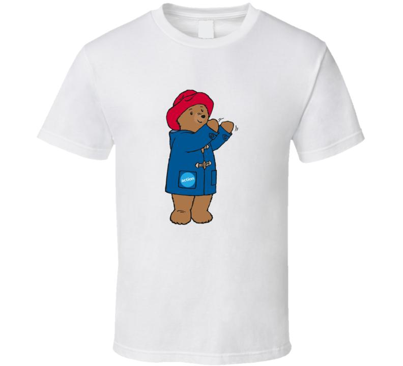 Paddington Bear T Shirt. www.live-tees.com