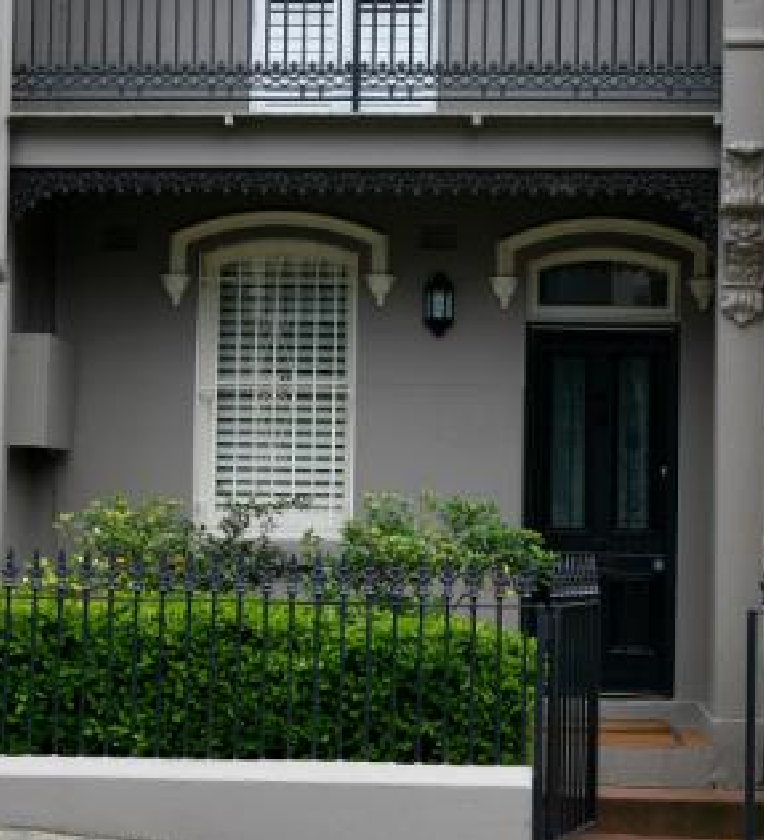 Victorian colour scheme house ideas styling - Edwardian exterior house colours ...