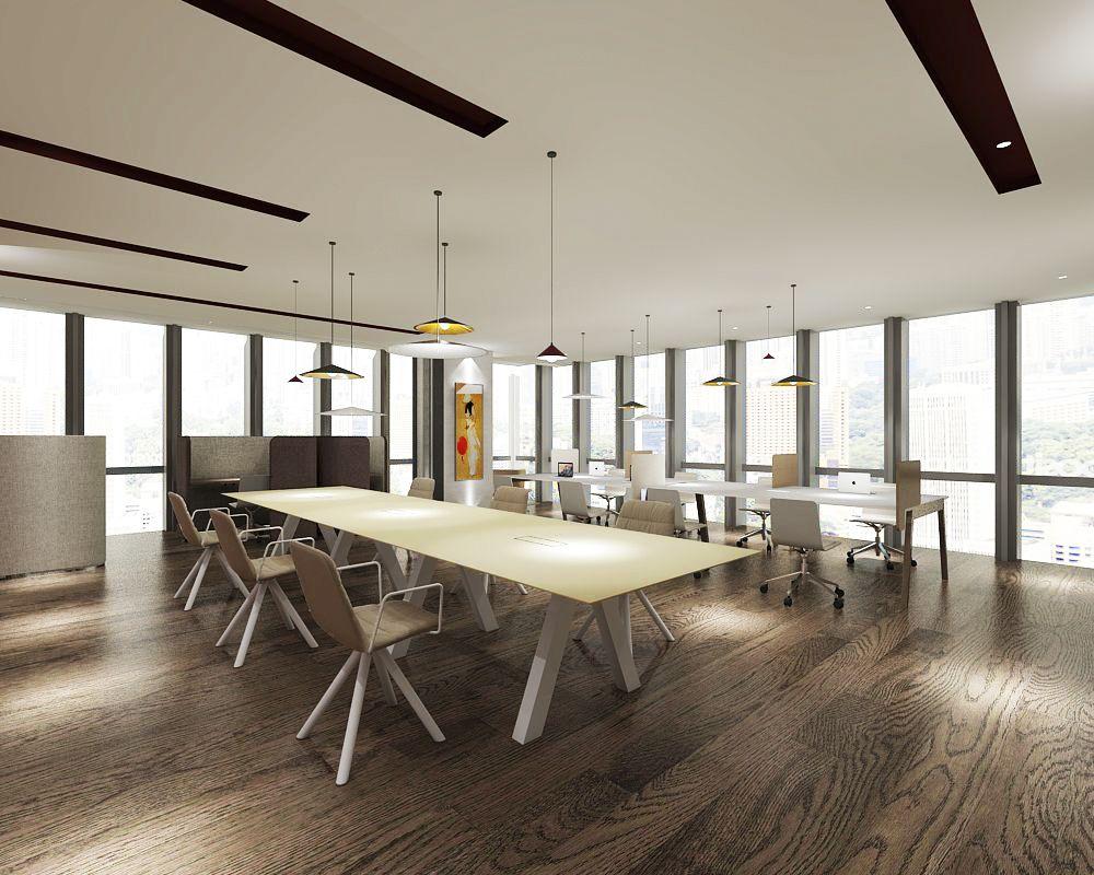 Pin by I-FVA Architecture on Interior Design: REGUS Deutsches Haus ...