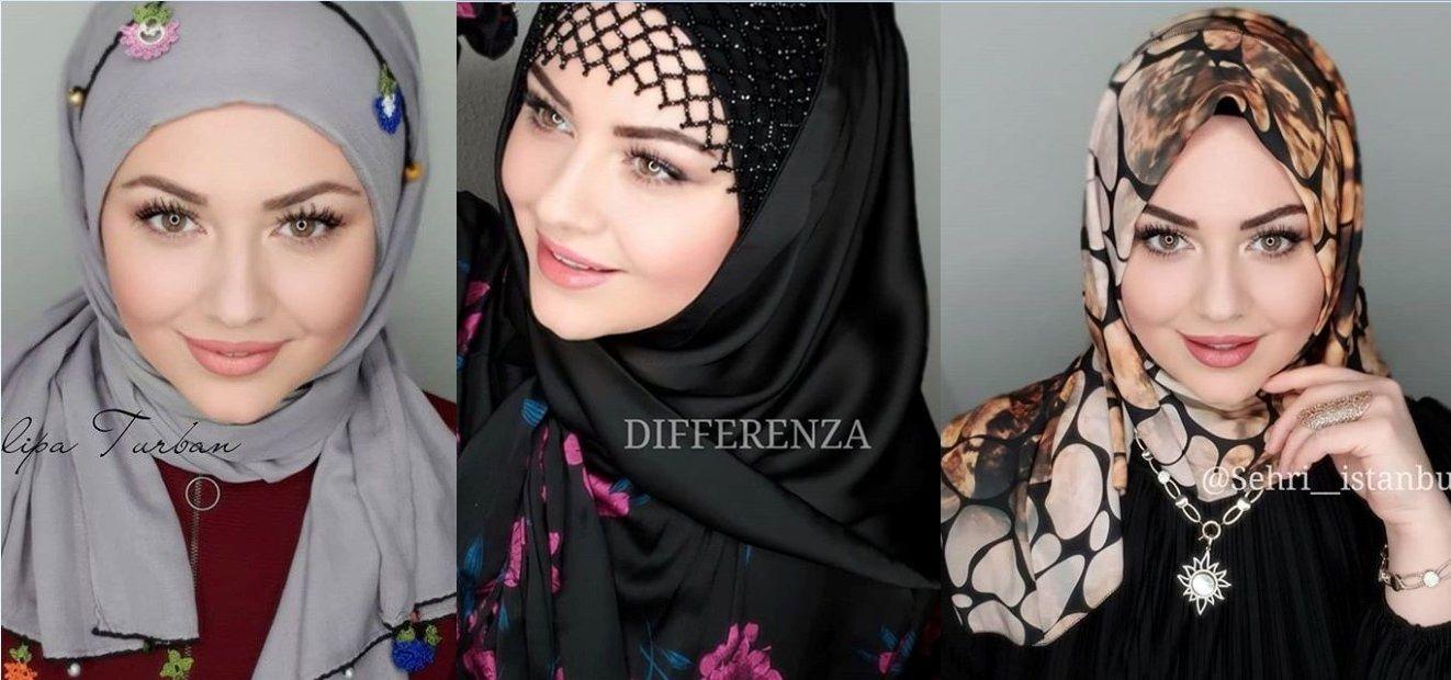 لفات حجاب للمناسبات و العمل Fashion Hijab