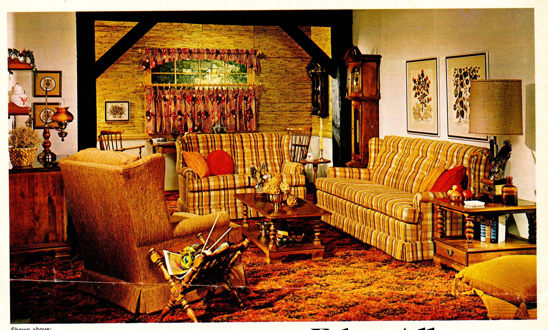 Interior Desecrations: A 1975 Home Furnishing Catalog ...