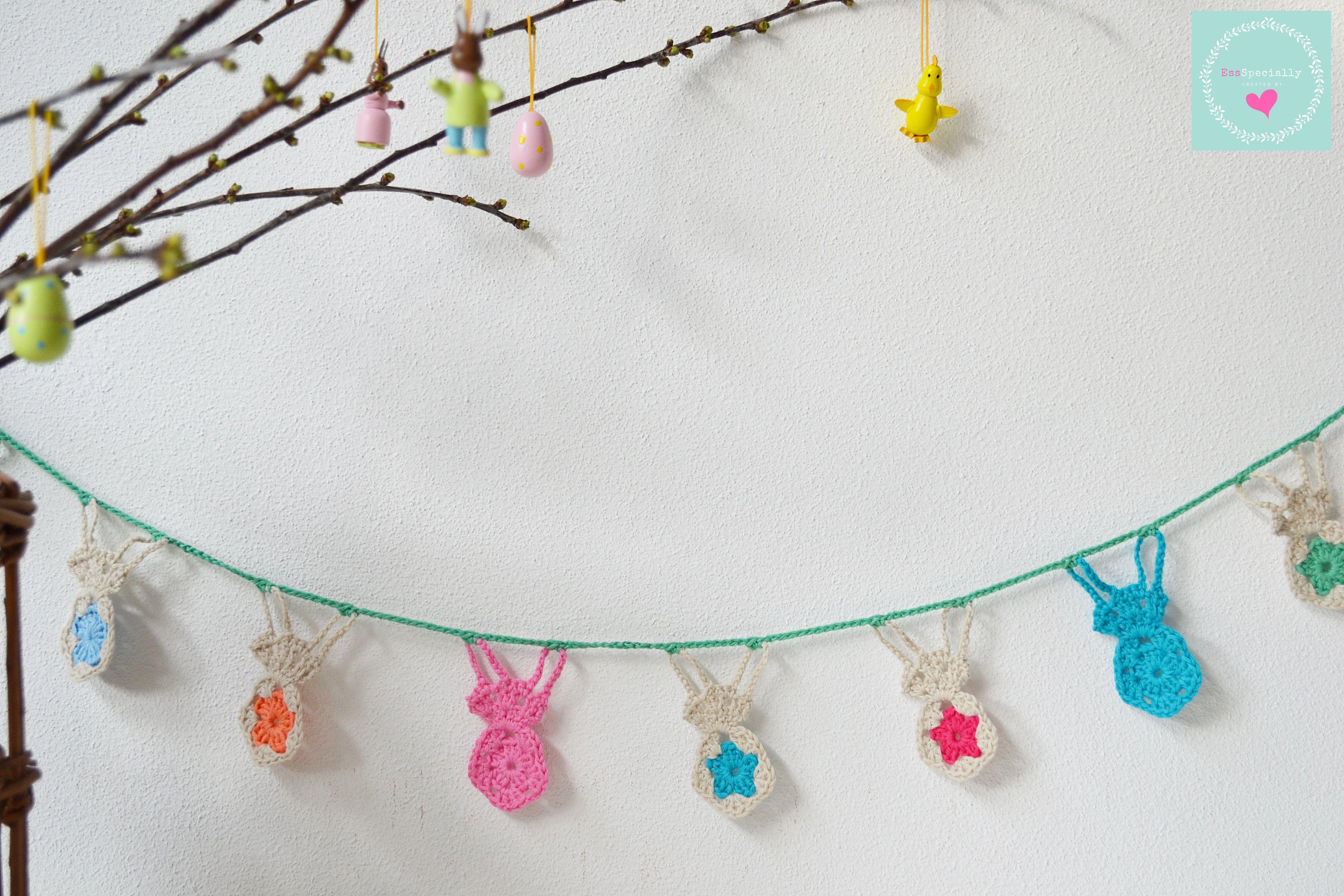 Granny Bunny *free crochet pattern* by EssSpecially