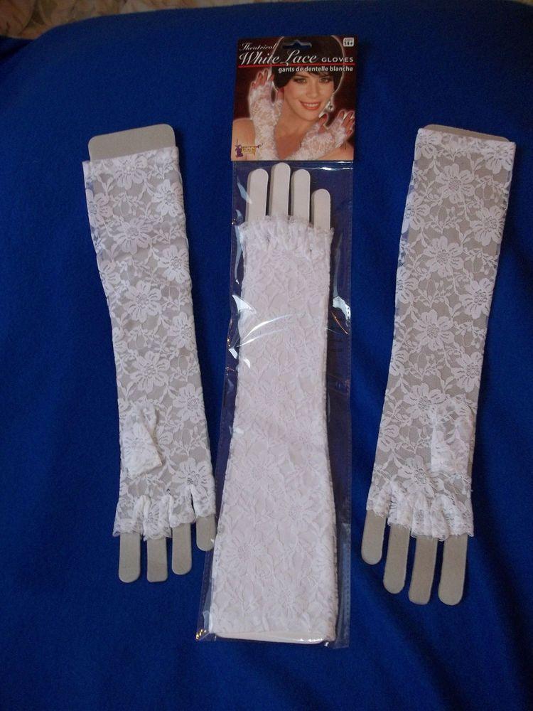 Forum Novelties Long Pointed Finger Gloves