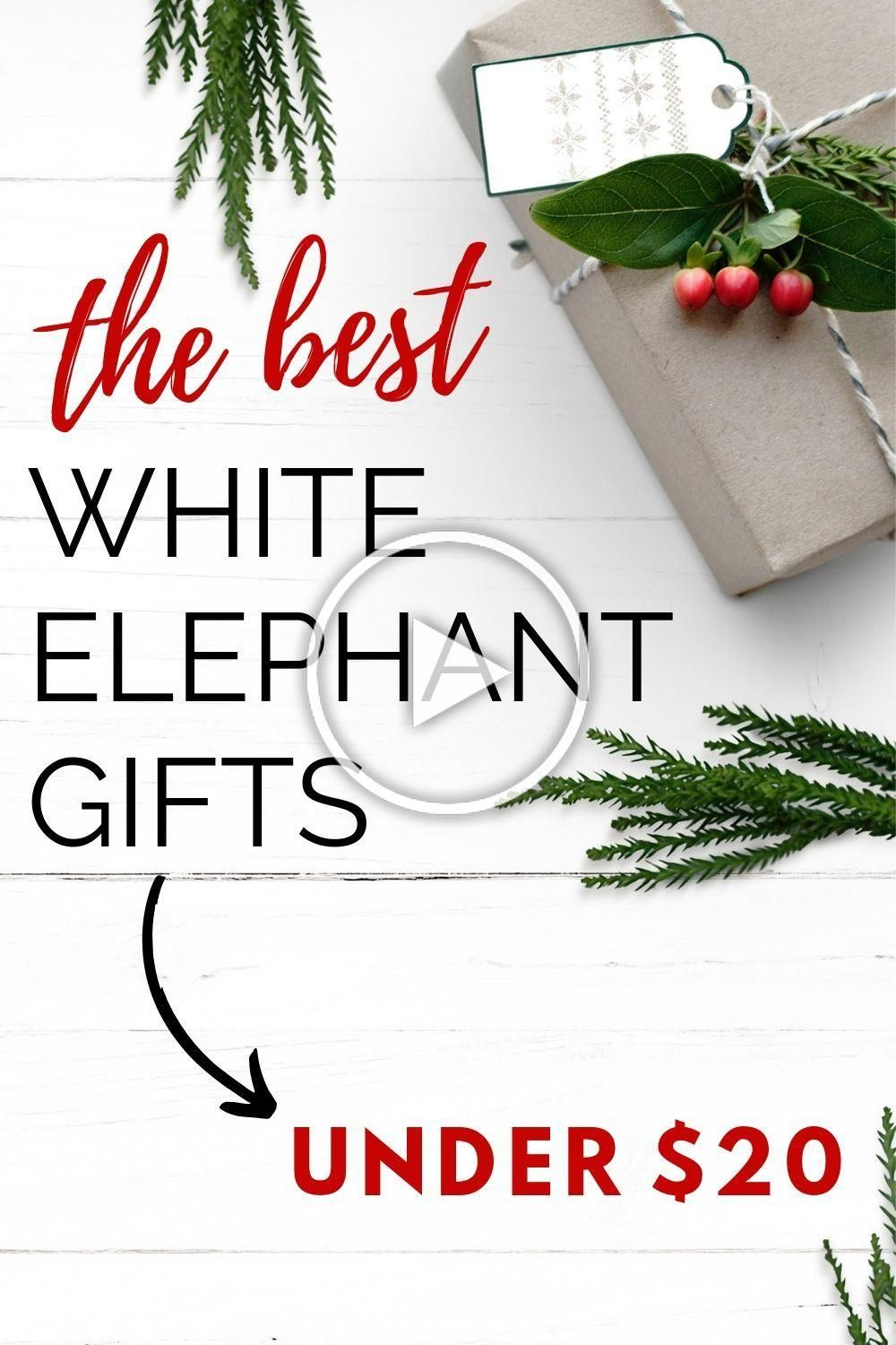 Up your white elephant gift giving game with these funny ...
