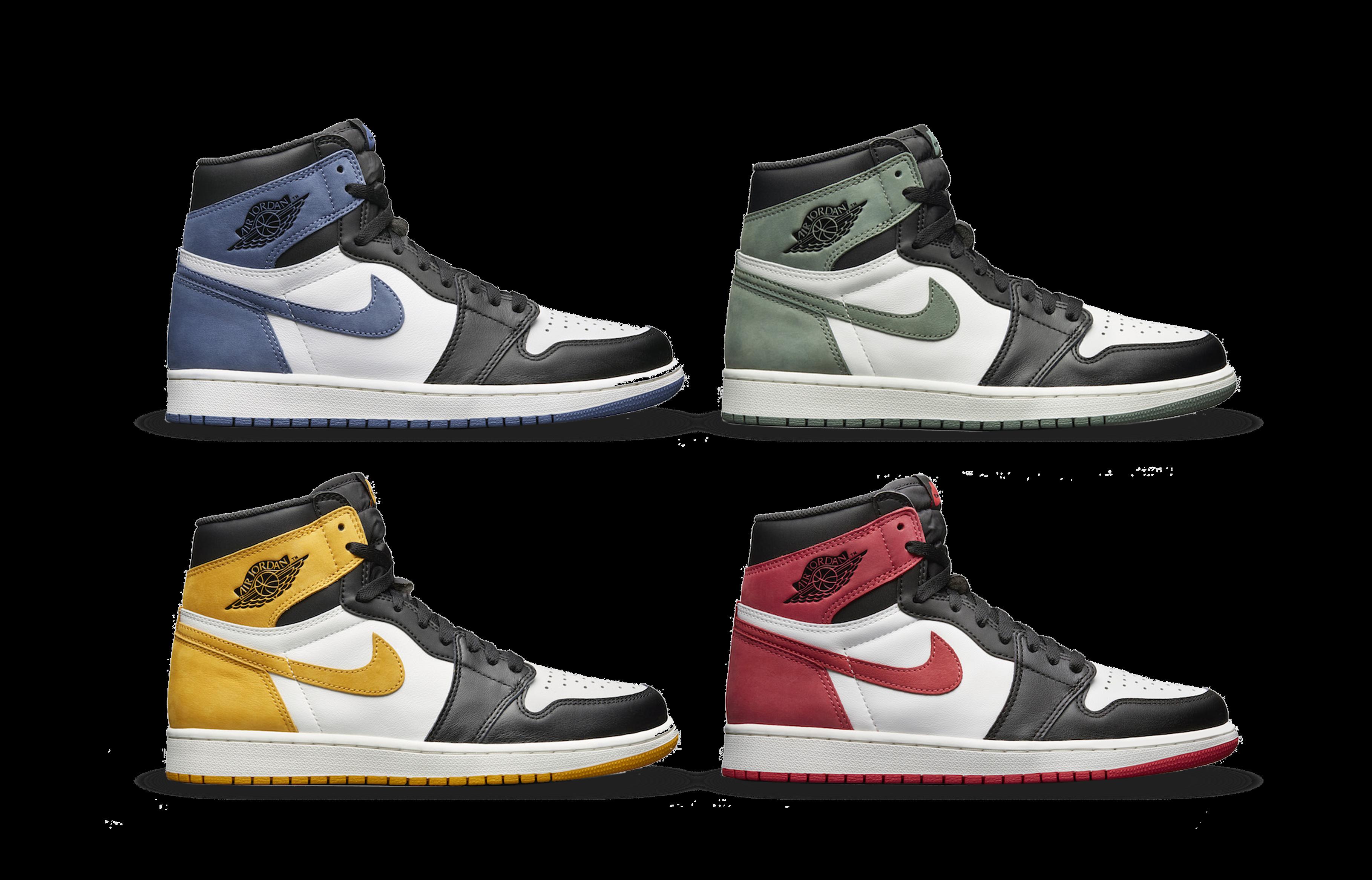 Jordans, Jordan 1