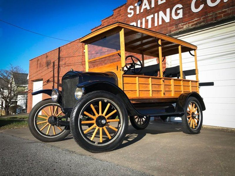 1920 Ford Model T Depot Hack for sale by Owner Grafton