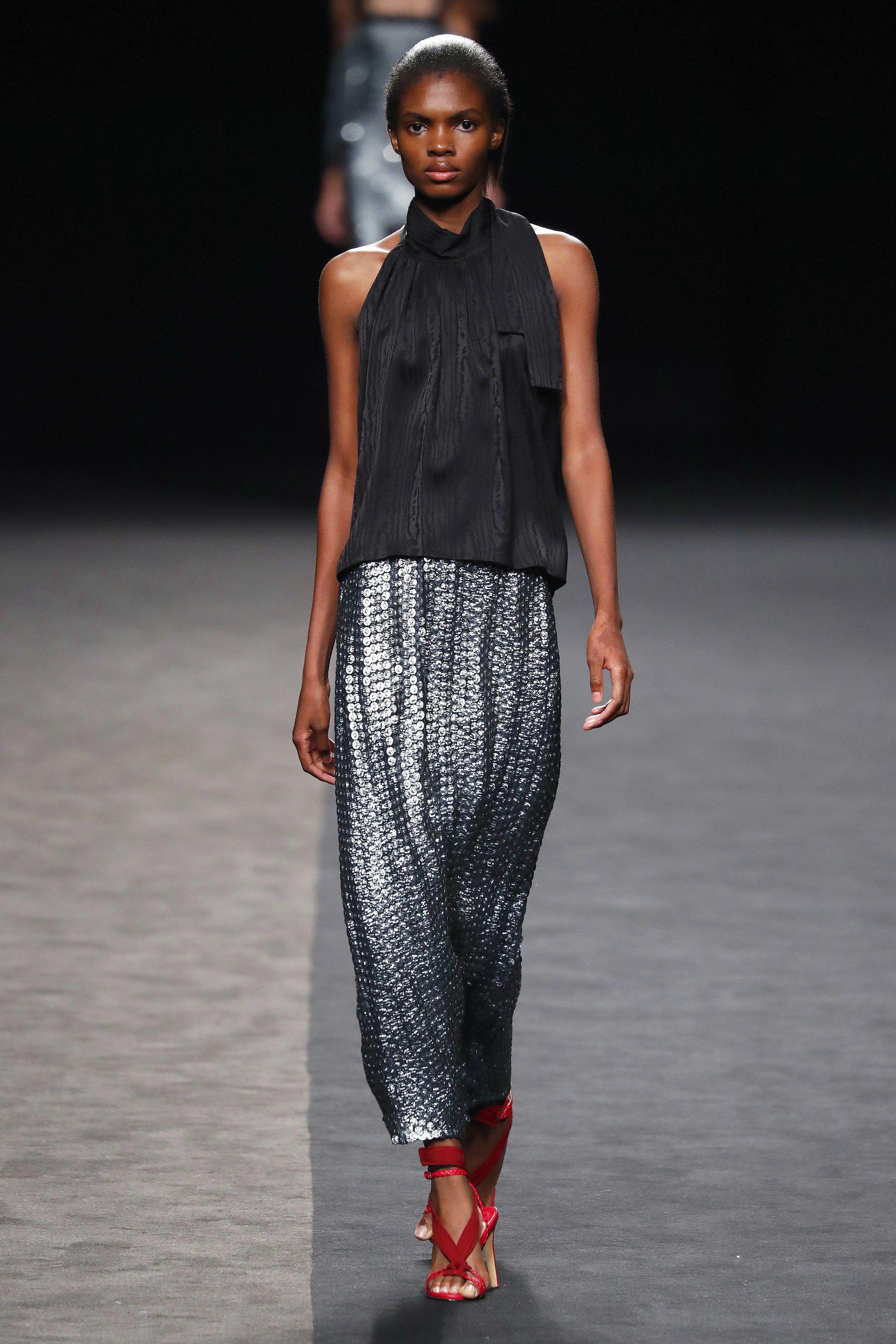 Roberto Torretta Madrid Spring 2020 Fashion Show – Sponsored