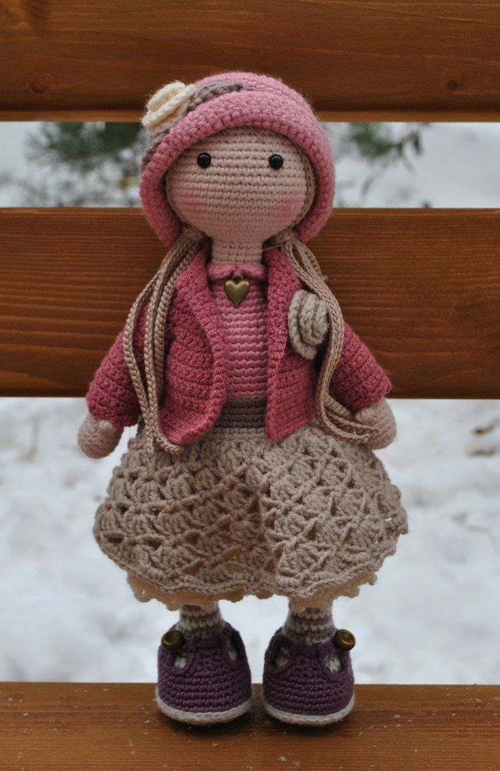 Ekaterina Kulichkova | VK | crochês amigurumi | Pinterest | Muñecas ...
