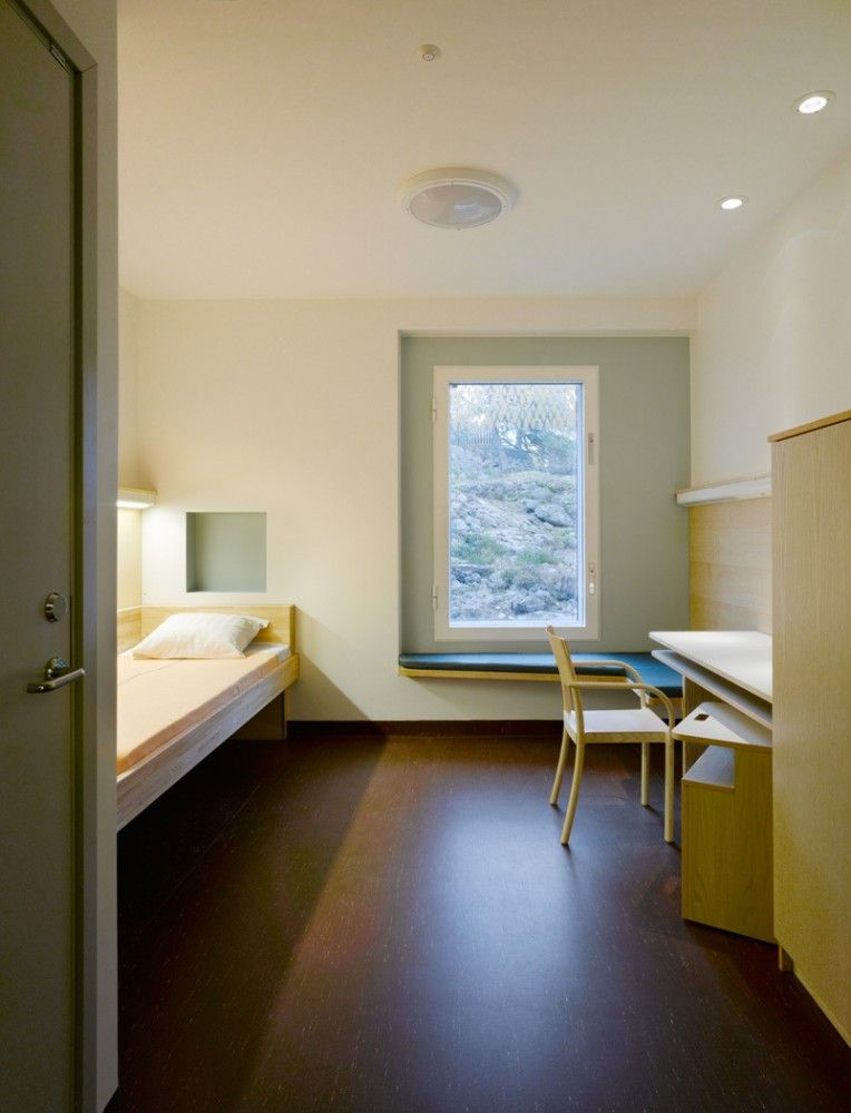 Patient Room Design: Gallery Of HELIX, Forensic Psychiatric Clinic Of Stockholm