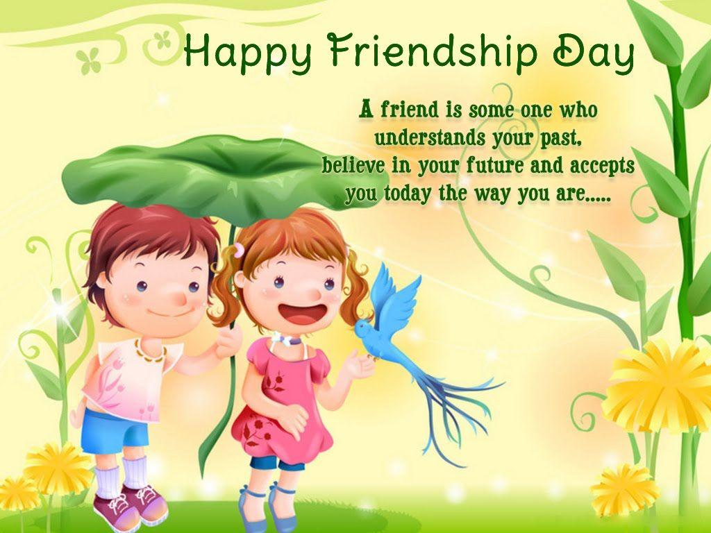 Friendship Day 2018 Friendship Day Quotes Pinterest Happy