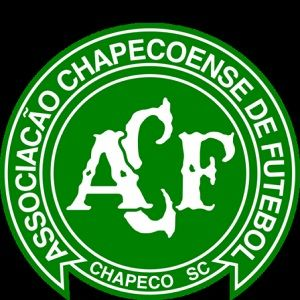Chapecoense Logo Forca Chape Equipo De Futbol Poster De