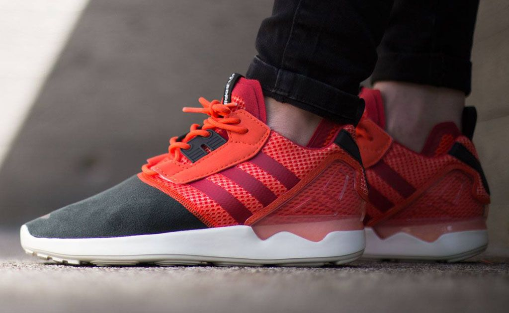 This adidas ZX 8000 Boost is Solar Powered