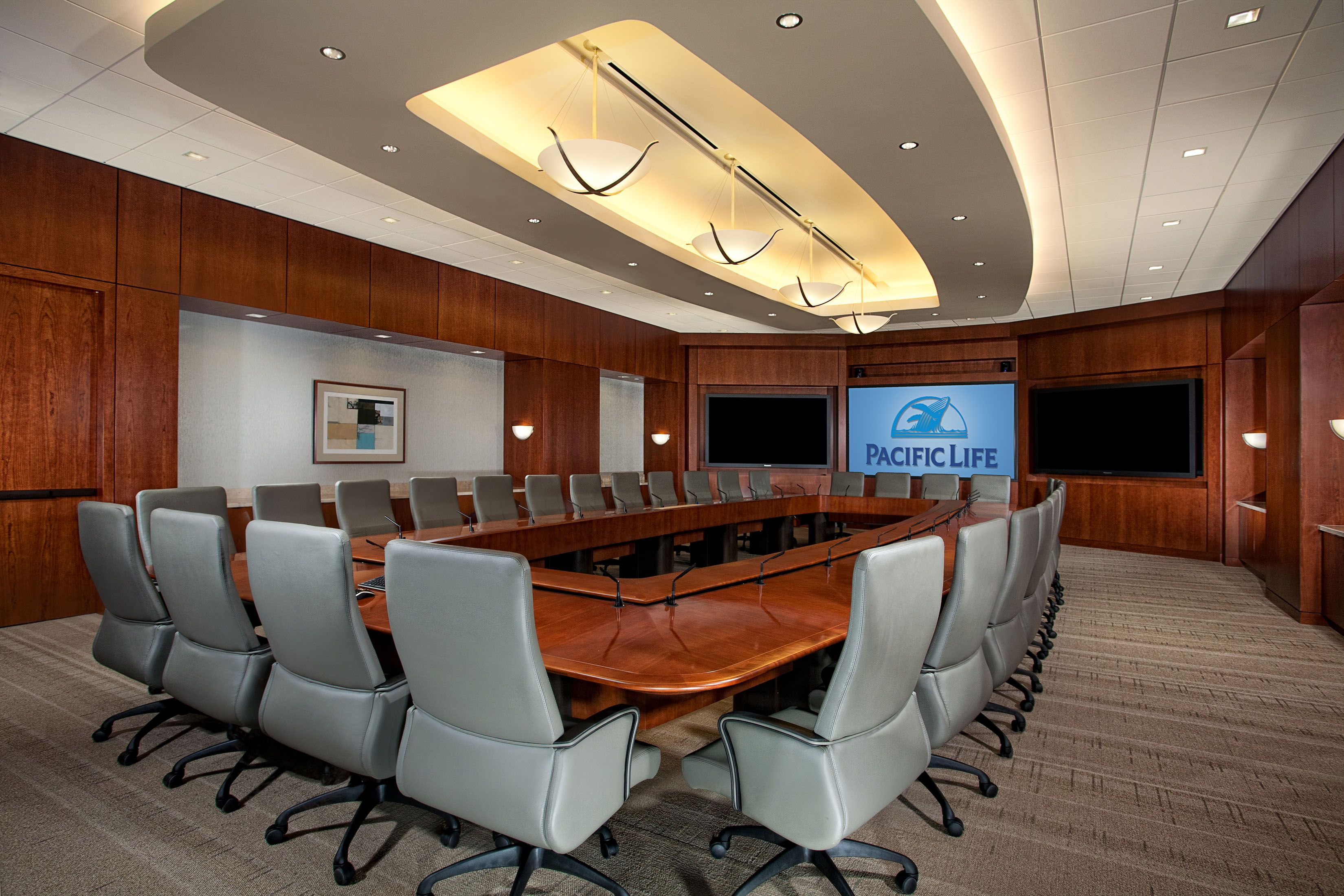 Video Conference Room Furniture Vadodara Gujarat India Turnkey Office Interior Solutions