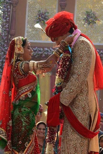 Shiv Anandi Vivaah Wedding Marriage In Balika Vadhu Serial