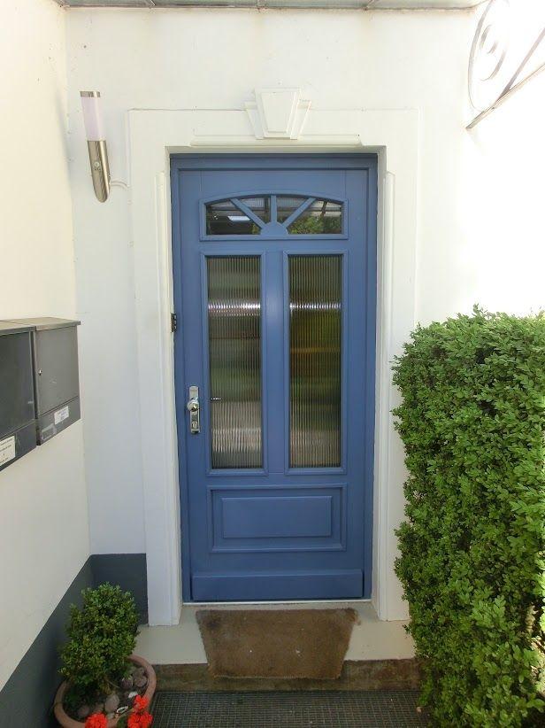 Good Einfache Dekoration Und Mobel Moderne Fenster Energiesparend Und Einbruchssicher #10: Haustür Holz