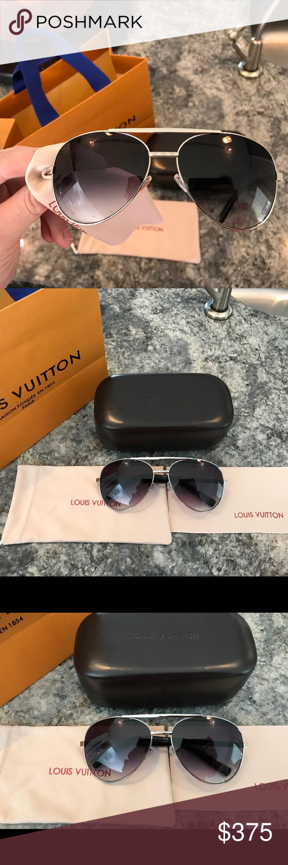 21e911569325 🔥Louis Vuitton Attitude Pilot Sunglasses🔥 Make these a perfect Christmas  present for a loved