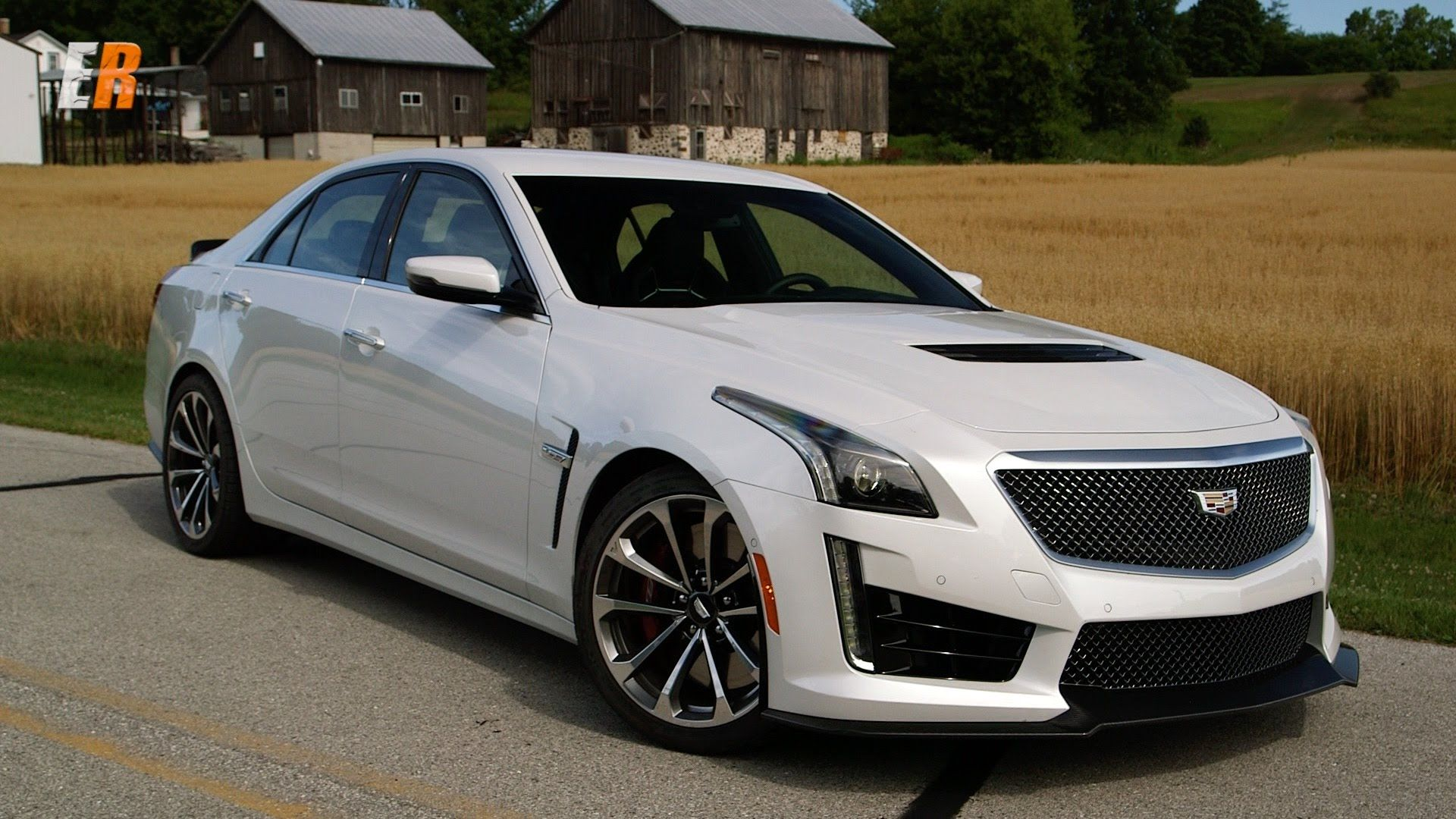 2016 Cadillac Cts V 640 Hp Road And Track Review America