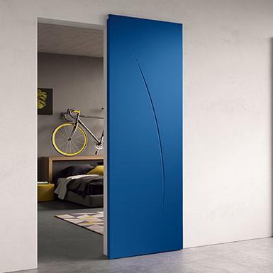 Fila External Sliding Door Barausse Free Bim Object For Revit Bimobject Puerta Corrediza Madera Puerta Corrediza Fila