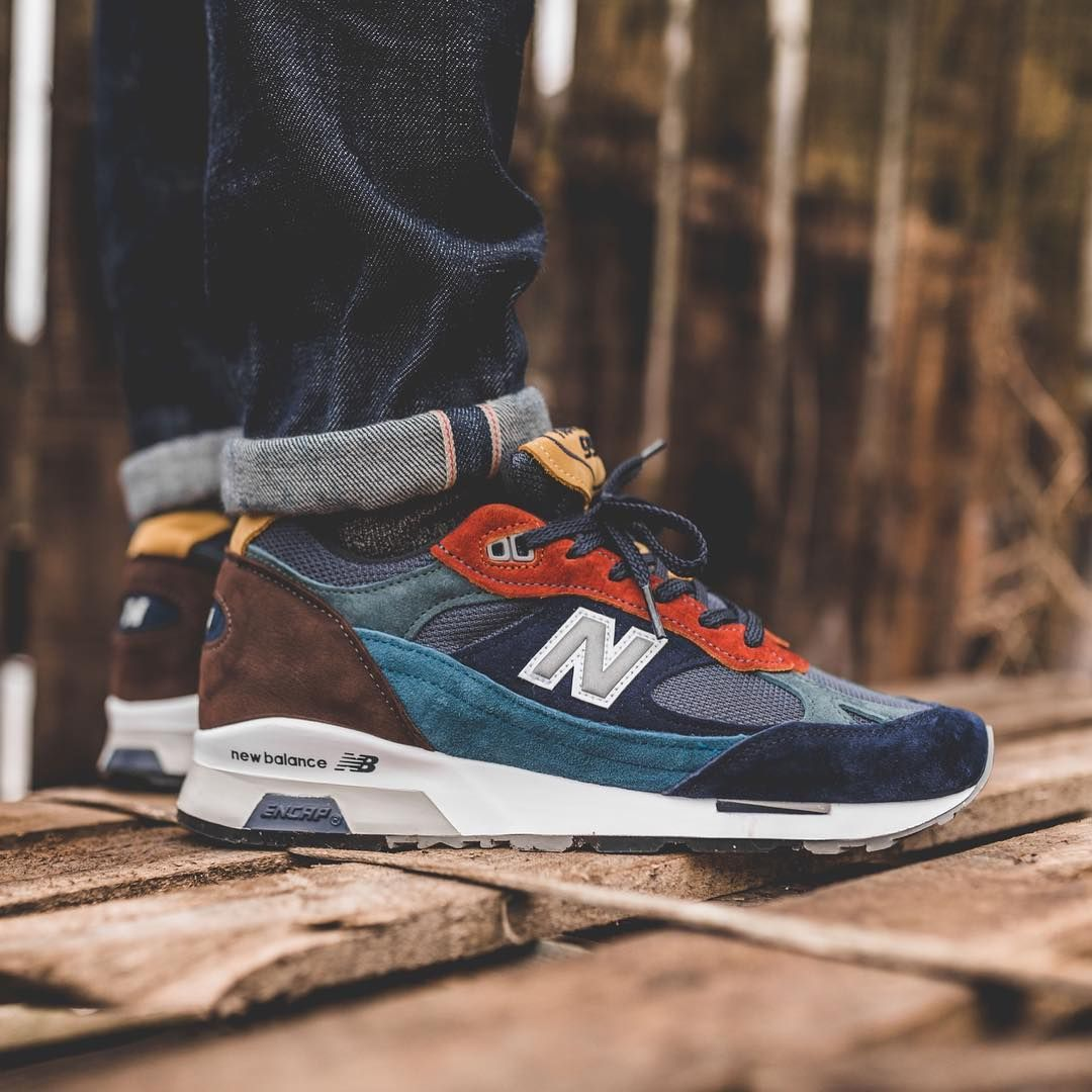 Clothing · The #MADEINUK @newbalance