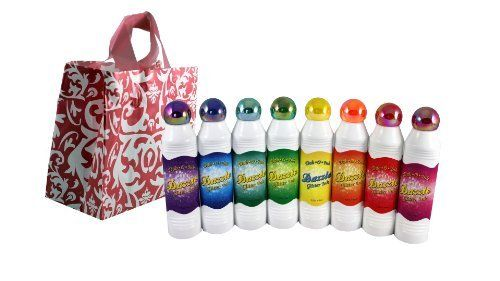 Bundle Pack Of Dazzle Glitter Bingo Dauber Ink Pack Mixed Colors