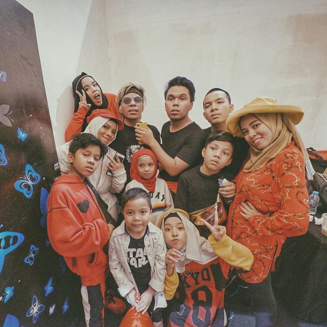 Gen Halilintar Official Di Instagram Backstage Siapa Yg Kemaren
