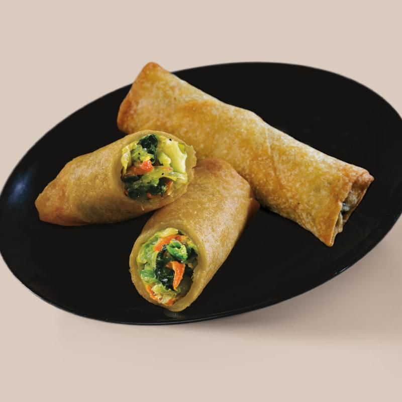 Veggie Spring Rolls Cooking Chinese Food Spring Rolls