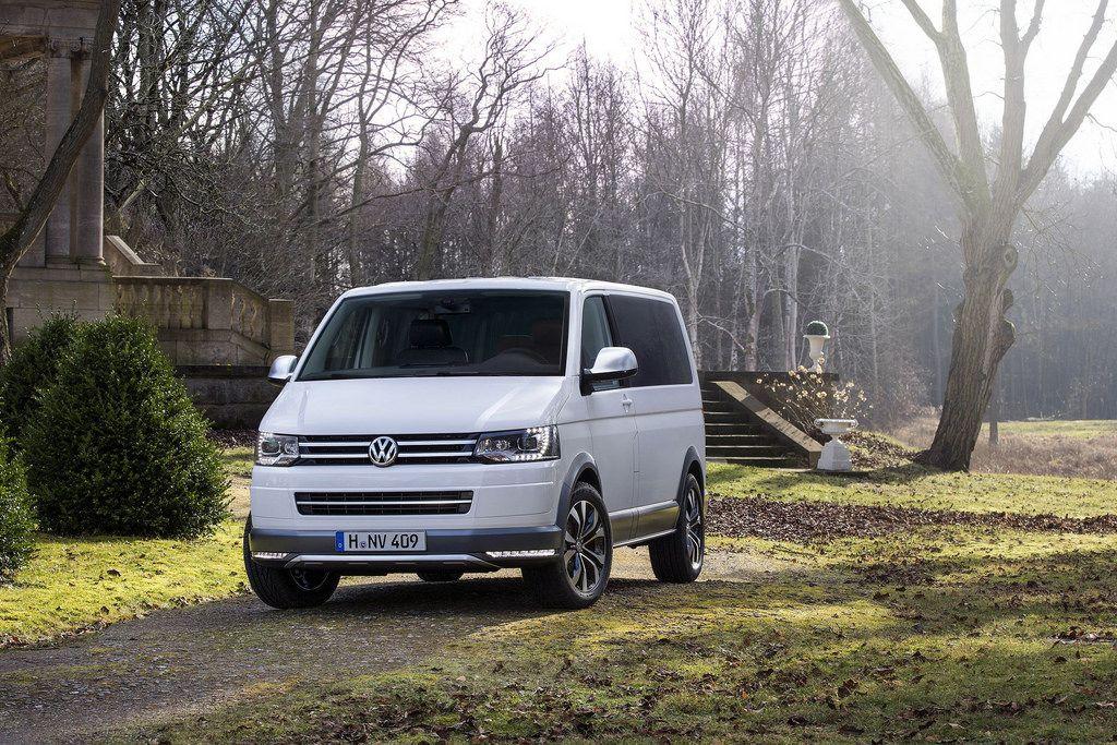 Volkswagen Multivan Alltrack Concept Camionnette Fourgon T2 T3