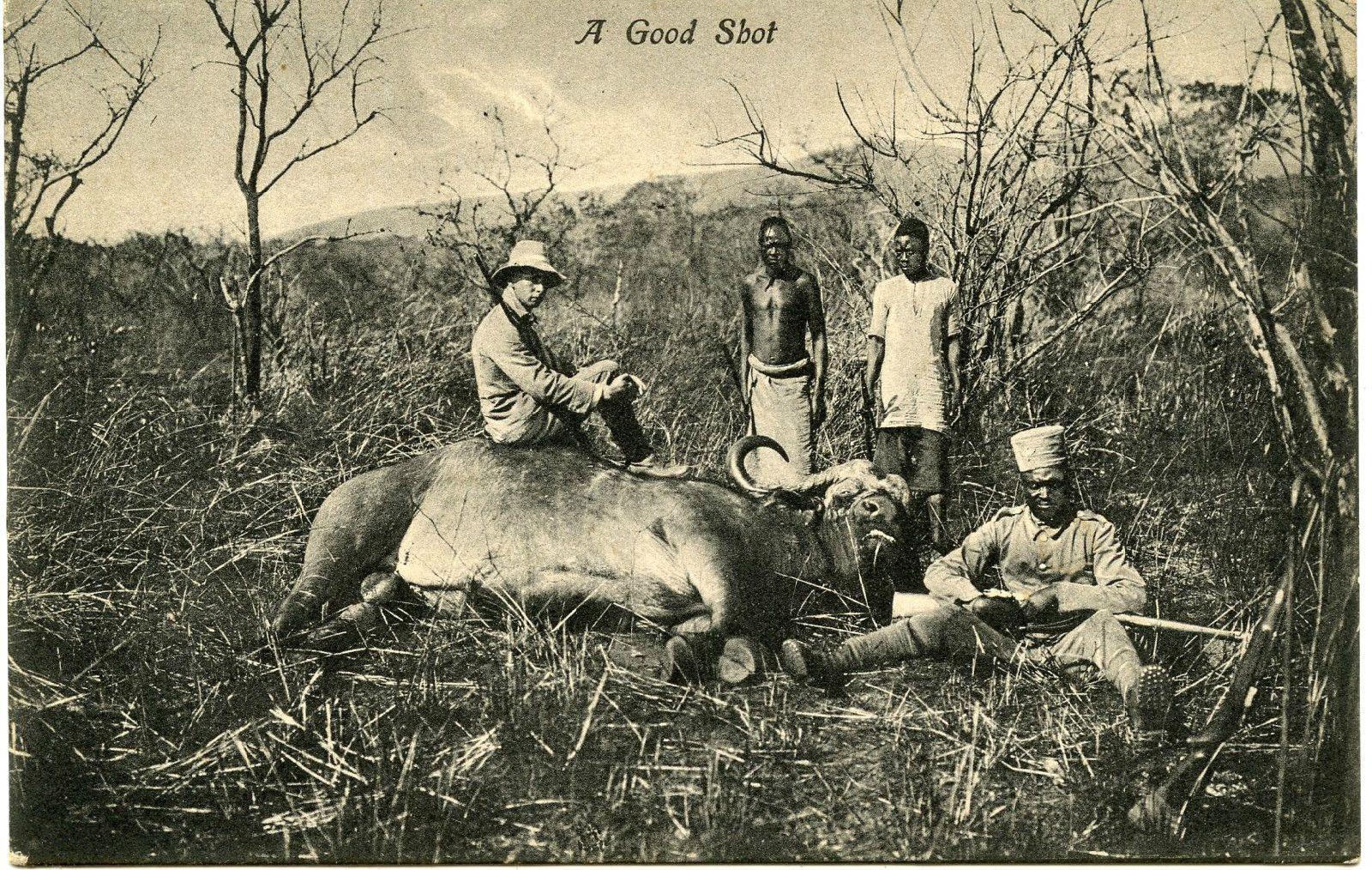 A Good Shot Safari Kenya