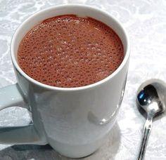 Feito em casa é mais gostoso!: Chocolate Quente Cremoso