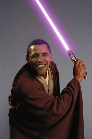 Barack Obama X Mace Windu Android Wallpaper Hd Android Wallpapers