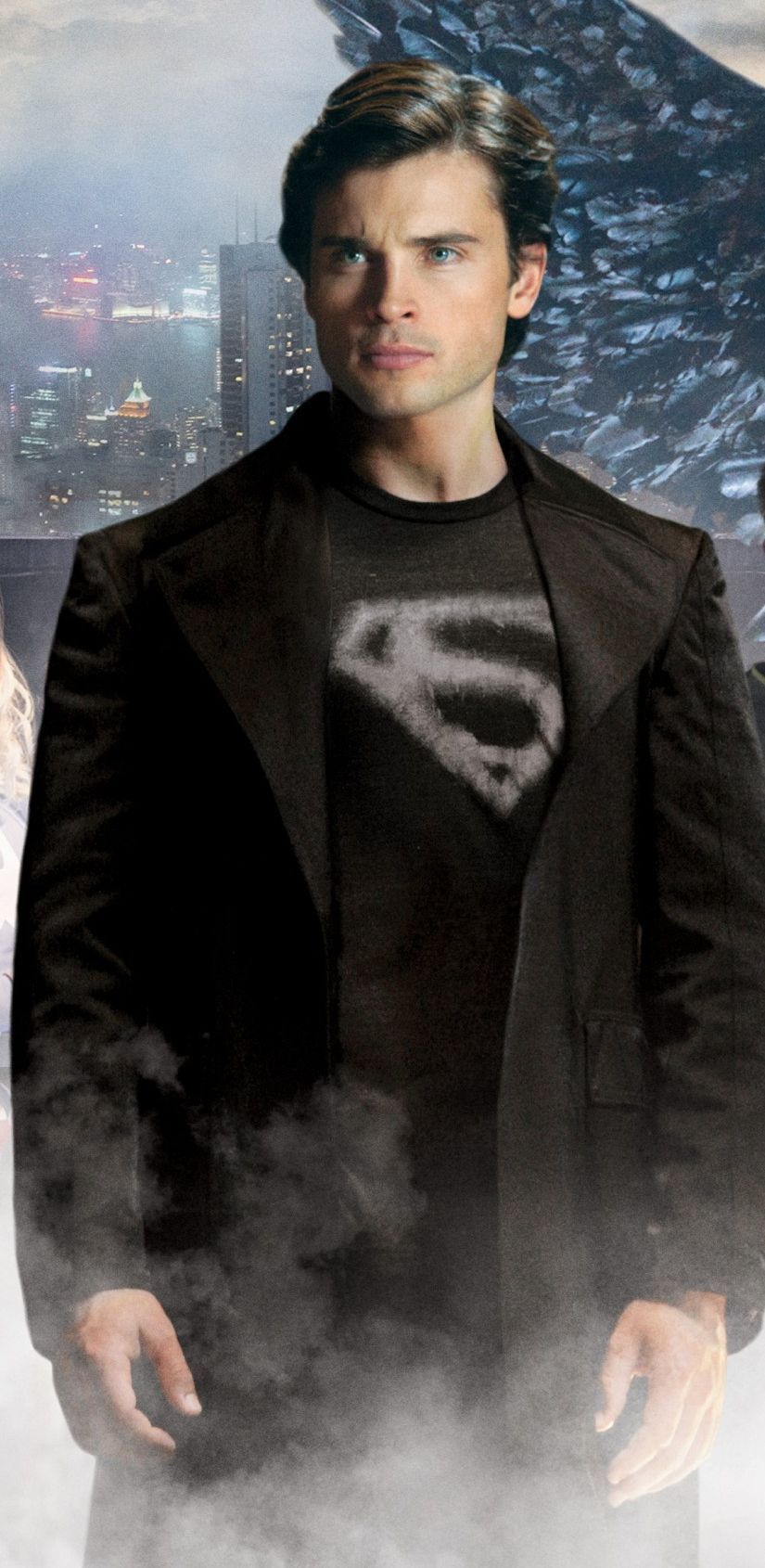 Clark Kent Smallville Clark Kent Smallville Tom Welling Smallville