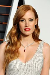 Photo of 32 Hair Colors That Will Make You Want to Go Red  Red Hair Colors: Jessica Chast…