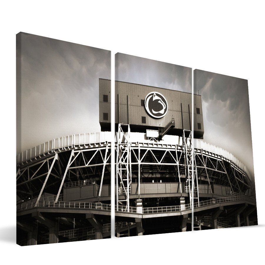 Penn State Nittany Lions Beaver Stadium Canvas Print
