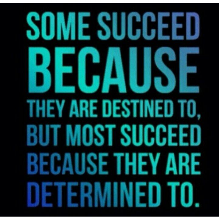 Success l Greatness l Winning Effort l Hard work l Long ...