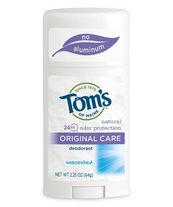 Look at this Tom's of Maine Original Unscented Deodorant Stick on #zulily today!