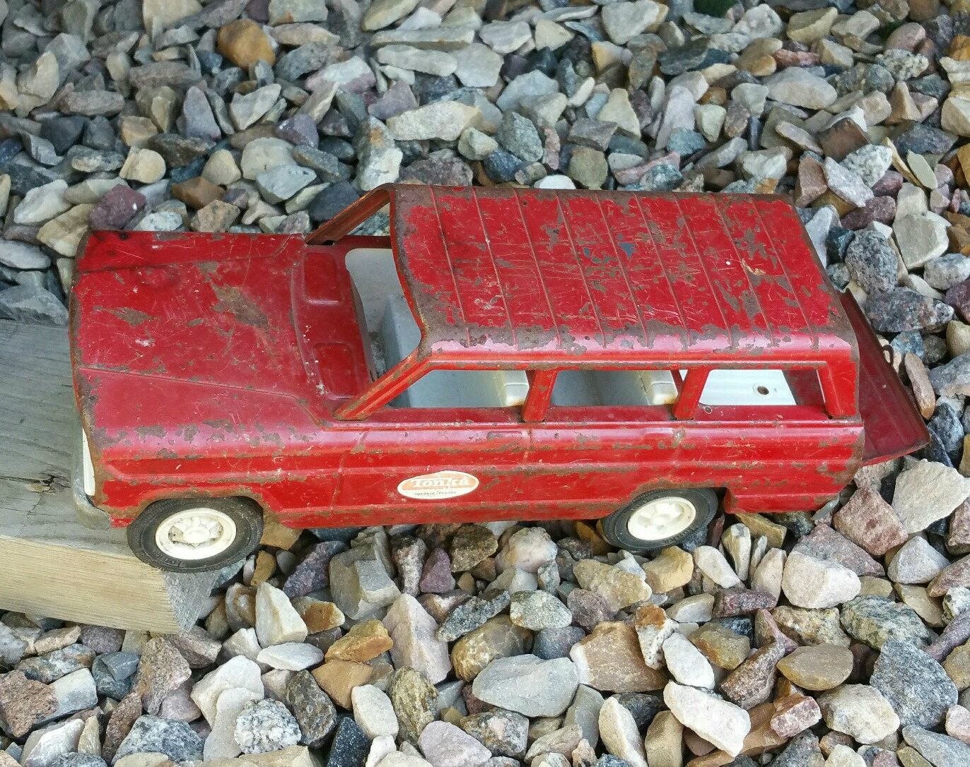 Jeep Wagon Toy 1941 Willys Station Vintage Tonka Wagoneer Metal Toys Collectible On