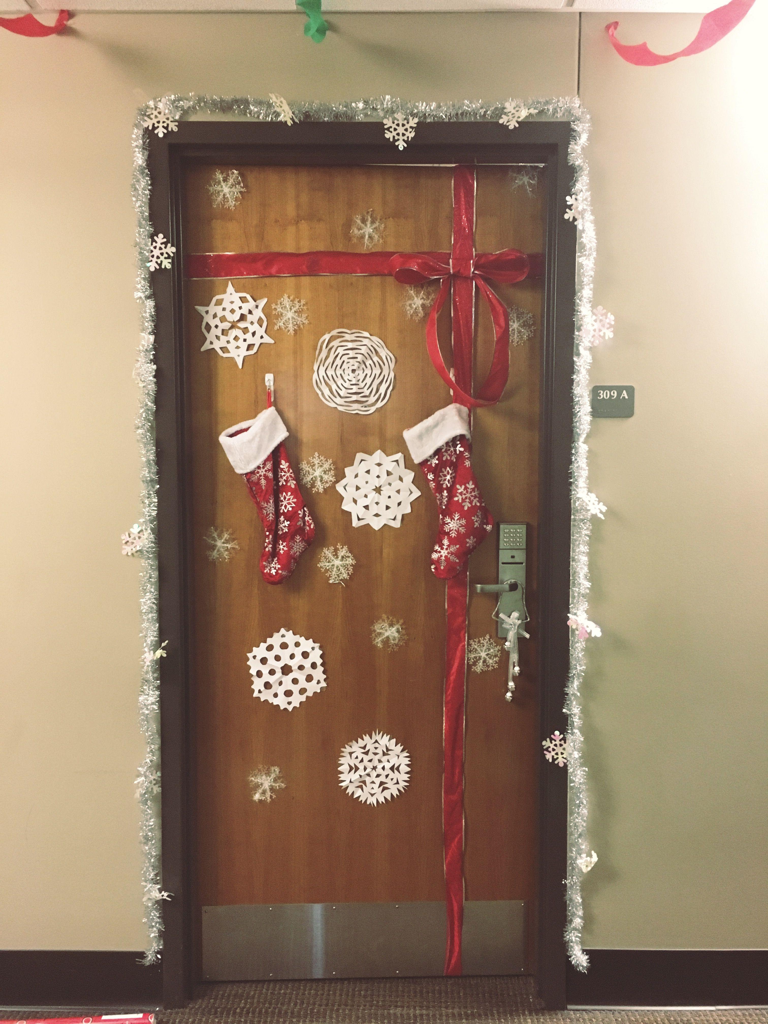 Medium Crop Of Cool Dorm Door Decorations
