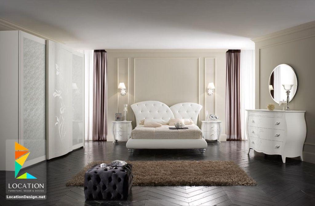 كتالوج غرف نوم مودرن كاملة بالدولاب 2018 2019 لوكشين ديزين نت Home Decor Furniture Home