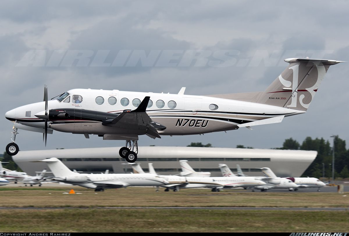 Beech 200C Super King Air aircraft picture Aviation