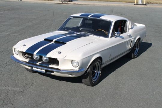 1967 Shelby Gt 350 On The Way Shelby Gt Ford Mustang Shelby Gt Shelby