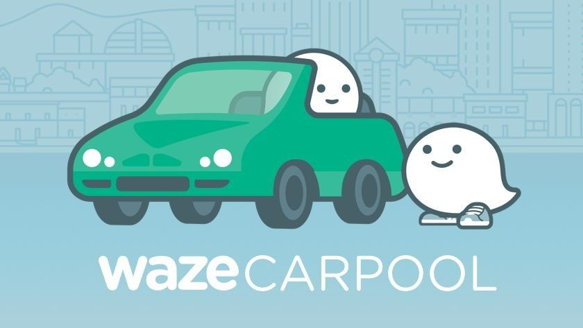 Waze's Carpool service to expand throughout California on