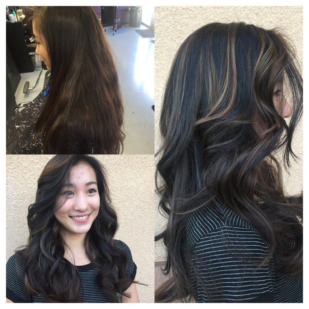 Photo Of Savvy Hair Salon Fremont Ca United States Balayage And